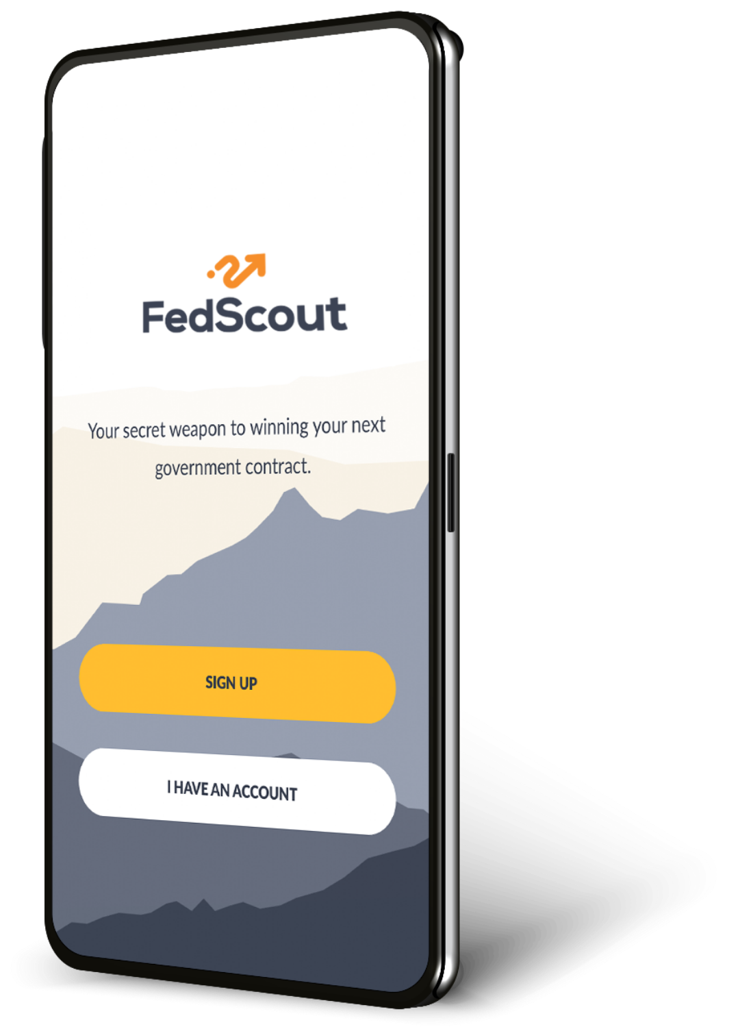 Sign up for FedScout